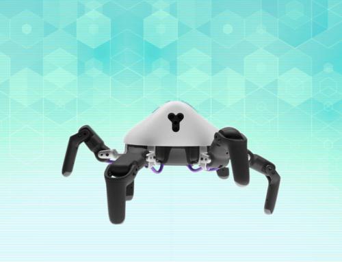 HEXA: A Robotic Arachnid